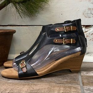 A2 by Aerosoles 7.5 M Mayflower Wedge Heel Sandals